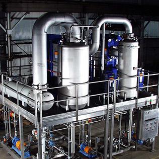 Evaporation Equipment