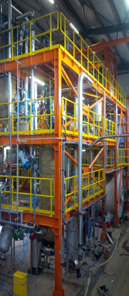 biomass conversion system