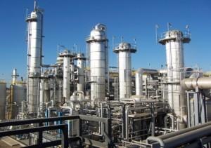 Fuel ethanol plant
