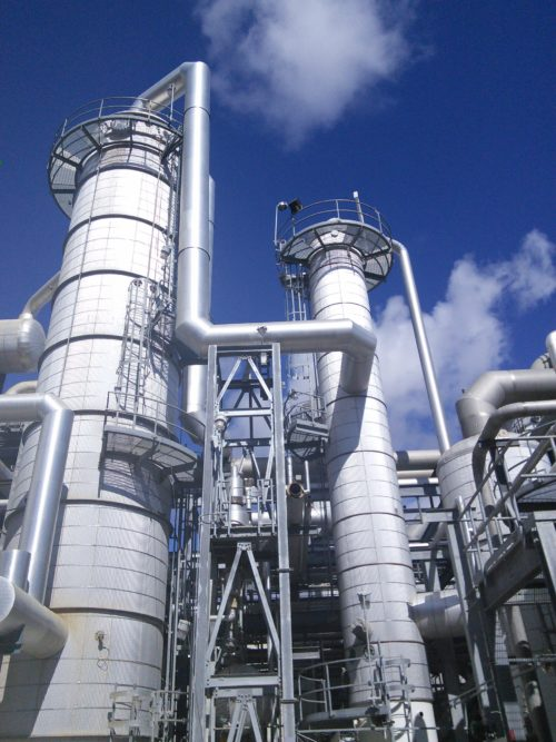 Fuel ethanol plant equipment
