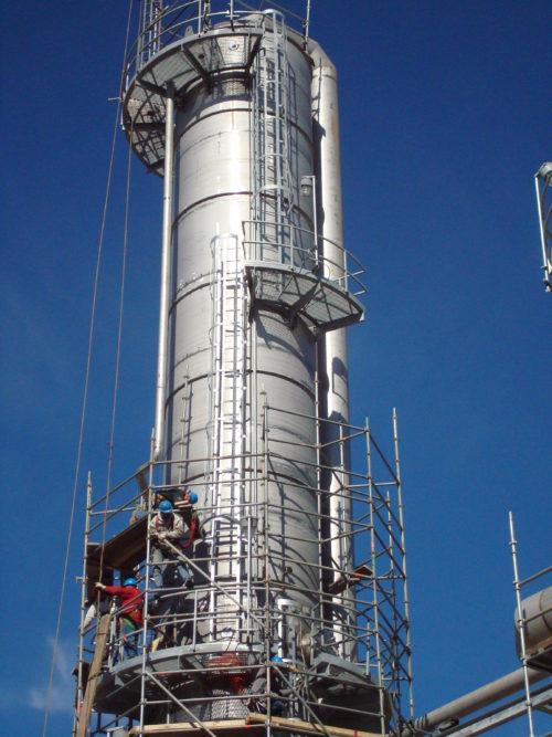 fuel ethanol plant equipment