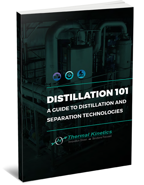 Distillation 101: A Guide to Distillation and Separation Technologies 3D Cover