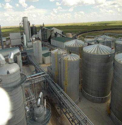 ethanol plant texas