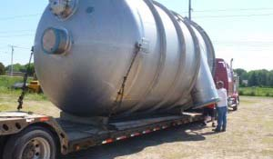 markets served - chemical industry equipment in transit