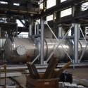 molecular sieve inside warehouse