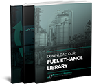 Fuel Ethanol Library 3D Book Covers stacked