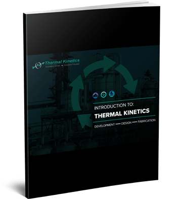 Introduction to Thermal Kinetics 3D Cover